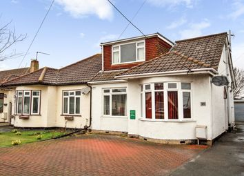 Thumbnail 4 bed semi-detached bungalow for sale in Oxford Road, Rochford, Essex