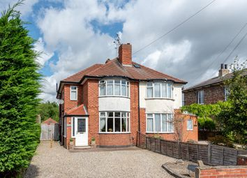 3 bed semi-detached house for sale in Malton Road, York YO31