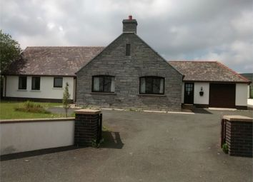Thumbnail 4 bed detached bungalow for sale in Tir Na Nog, Tufton, Clarbeston Road, Pembrokeshire