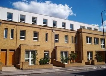 Thumbnail 1 bed flat to rent in Crews Street, London