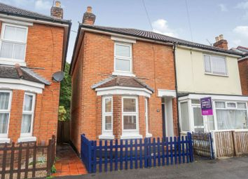 Percy Road, Southampton SO16. 2 bed semi-detached house