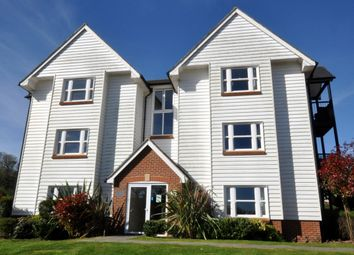 Thumbnail 2 bed flat for sale in Baxendale Way, Uckfield, East Sussex