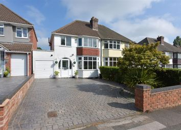 Thumbnail 3 bed semi-detached house for sale in Banners Gate Road, Sutton Coldfield