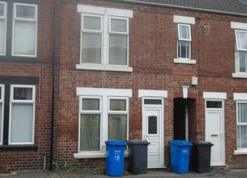 2 bed terraced house to rent in Hardwick Street, Stonegravels, Chesterfield S41