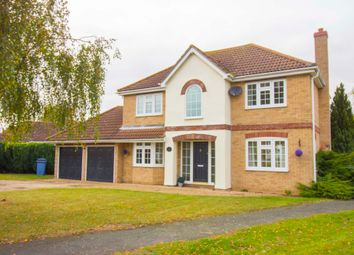 Thumbnail 3 bed detached house to rent in Bramble Way, Leavenheath, Colchester, Suffolk