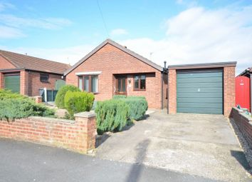 Thumbnail 2 bed detached bungalow for sale in Newport Drive, Winterton, Scunthorpe