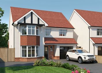 Thumbnail 4 bed detached house for sale in Mulberry Park, Forest Road, Ellesmere Port, Cheshire