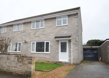 Thumbnail 3 bed property for sale in Walnut Road, Huish Episcopi, Langport