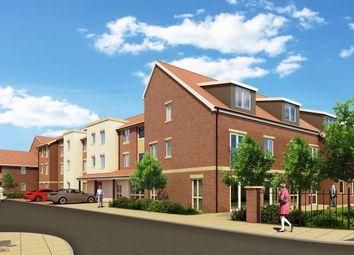 "Thumbnail 1 bedroom flat for sale in ""Typical 1 Bedroom"" at Stillington Road, Easingwold, York"