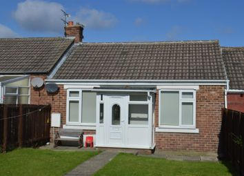 Thumbnail 2 bed cottage for sale in Bethune Avenue, Seaham