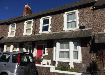 Thumbnail 2 bed flat for sale in Selbourne Place, Minehead