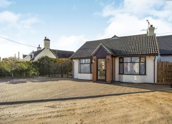 Thumbnail 3 bedroom detached bungalow for sale in Grimston Lane, Trimley St. Martin, Felixstowe