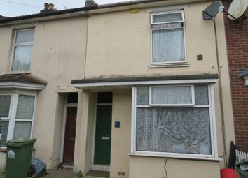 Thumbnail 2 bedroom terraced house for sale in Hartington Road, Southampton