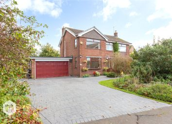 Thumbnail 4 bedroom detached house for sale in Cawley Avenue, Culcheth, Warrington