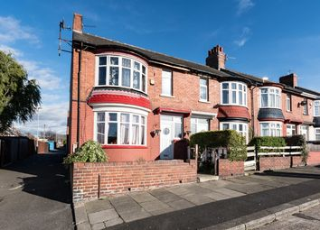 Thumbnail 3 bedroom end terrace house for sale in Dunstable Road, Middlesbrough
