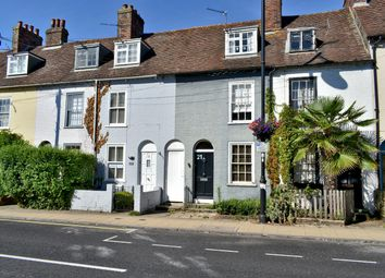 Thumbnail 3 bed terraced house for sale in Southampton Road, Lymington
