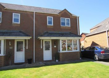 Thumbnail 2 bed semi-detached house to rent in Rodneys View, Four Crosses, Llanymynech