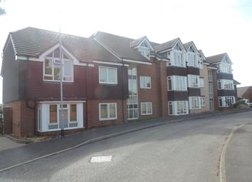 Thumbnail 2 bed flat to rent in Penkvale Road, Stafford