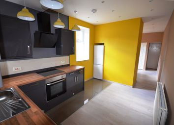 Thumbnail 1 bed town house to rent in Liverpool Road, Newcastle Under Lyme, Staffordshire