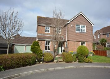Thumbnail 4 bed detached house for sale in Cowslip Road, Broadstone