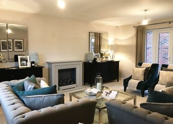 """Thumbnail 5 bedroom detached house for sale in """"The Kenton"""" at Carsons Drive, Great Cornard, Sudbury"""