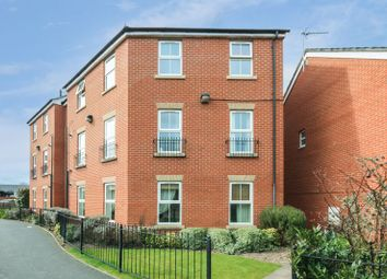 Thumbnail 2 bed flat for sale in 2 Cherry Tree Court, Nantwich