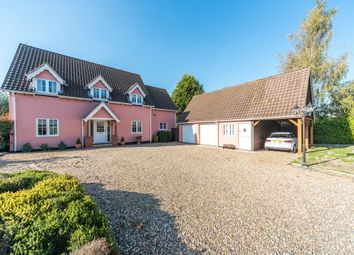 5 bed detached house for sale in Talbots Meadow, Stuston, Diss IP21