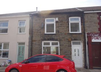 Thumbnail 3 bed terraced house to rent in Llewellyn St, Pontygwaith