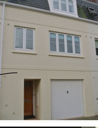 Thumbnail 3 bed town house for sale in Clairvale Road, St Helier