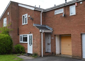 Thumbnail 2 bed terraced house for sale in Mount Pleasant Drive, Stirchely, Telford, Shropshire.