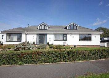 Thumbnail 4 bed detached bungalow for sale in Gulls Way, Heswall, Wirral