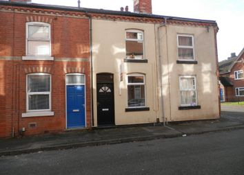 Thumbnail 2 bed terraced house for sale in Shakespeare St, Long Eaton