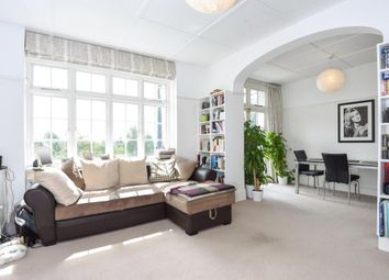 Thumbnail 3 bed flat for sale in Langbourne Mansions, Highgate N6,
