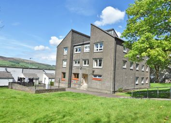 Thumbnail 2 bed flat for sale in 149 Nobleston, Bonhill