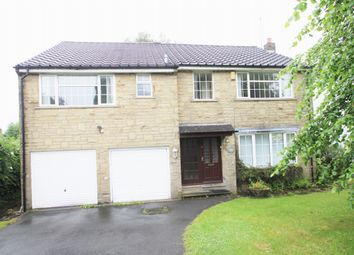 Thumbnail 4 bedroom detached house for sale in Highfield Gardens, Bradford