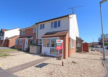 Thumbnail 1 bed terraced house for sale in Beech Close, Willand