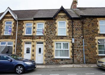 Thumbnail 3 bed terraced house for sale in Coronation Road, Fishguard