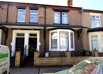 Thumbnail 5 bed town house for sale in Greenbank Road, Darlington