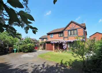 Thumbnail 5 bed detached house for sale in Harrier Park, East Hunsbury, Northampton