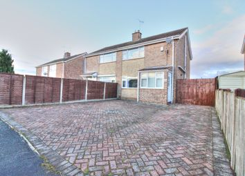 3 bed semi-detached house for sale in Carral Close, Lincoln LN5