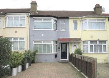 Thumbnail 3 bed terraced house for sale in Pembroke Avenue, Enfield, Greater London