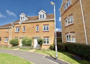 Thumbnail 4 bedroom end terrace house for sale in Sovereign Court, Rushden