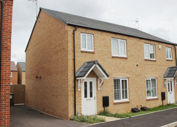 Thumbnail 3 bed semi-detached house for sale in Russet Way, Bidford-On-Avon, Alcester