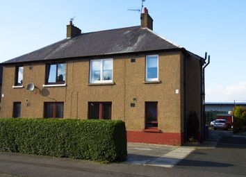 Thumbnail 2 bed flat to rent in Almond Street, Grangemouth