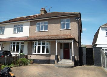 Thumbnail 3 bed semi-detached house to rent in Wingletye Lane, Hornchurch