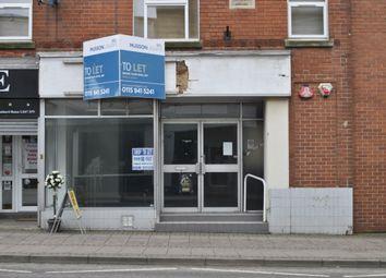 Thumbnail Retail premises to let in Belvoir Road, Coalville
