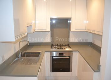 Thumbnail 1 bed flat to rent in Grange Park, Ealing, London.