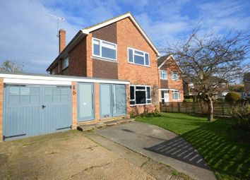 Thumbnail 4 bed detached house for sale in Marriotts Way, Haddenham, Aylesbury