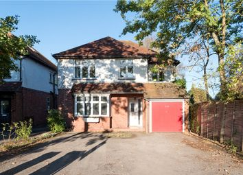 Thumbnail 4 bedroom detached house for sale in Frimley Road, Camberley, Surrey