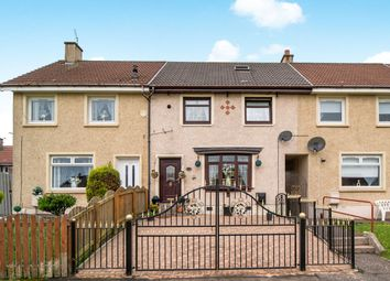 Thumbnail 3 bed terraced house for sale in Glenburn Crescent, Uddingston, Glasgow